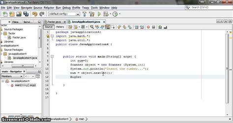 tutorial netbeans youtube factorial exle in netbeans tutorial youtube
