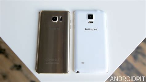 Samsung Note 4 Note 5 samsung galaxy note 5 vs galaxy note 4 kein wirkliches