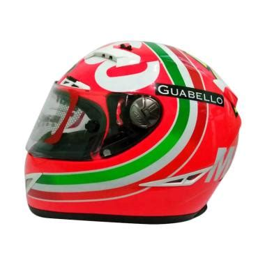 Helm Kyt Rc710 Whitered jual kyt c5 limited edition andrea iannone rosso mugello helm motor white