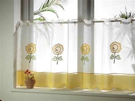cafe curtain panels sunflower cafe curtain voile panels net curtain 2 curtains