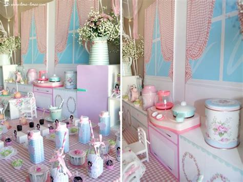 Kitchen Tea Theme Ideas Vintage Kitchen Of Really Ideas Via Kara S Ideas Karaspartyideas