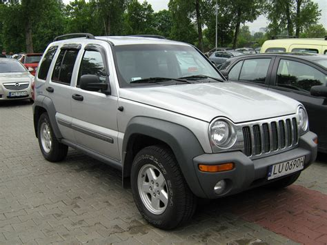 jeep silver file 2001 2004 jeep liberty silver in poland f jpg