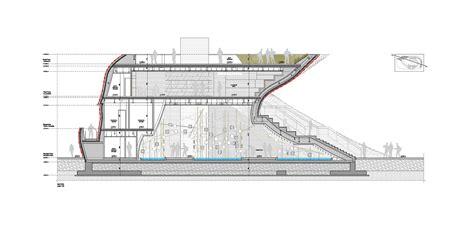 Program For Floor Plans vanke pavilion milan expo 2015 daniel libeskind