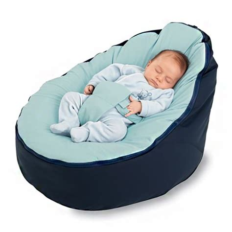 bed for baby baby bean bag chair the green