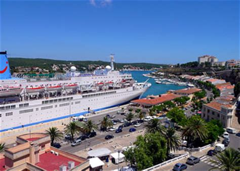 Mediterranean Home by Cruises To Port Mahon Minorca Port Mahon Shore Excursions