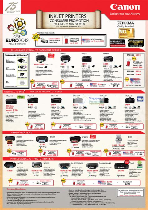 inkjet printable tickets canon laser printers inkjet printers scanners promotion