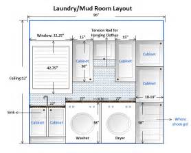Design Room Layout Laundry Mud Room Makeover Taking The Plunge Am Dolce Vita