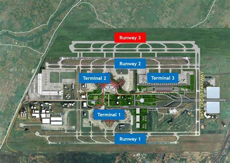 layout runway bandara soekarno hatta soekarno hatta airport over capacity 63m passengers