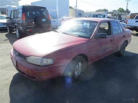 car engine manuals 1993 toyota camry auto manual 1993 toyota camry le used 2 2l i4 16v manual sedan no reserve classic toyota camry 1993 for sale