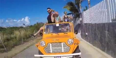Zoolander Jeep Marc Recreates Zoolander S Orange Mocha Frappuccino