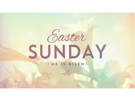 easter service ideas for youth easter sunday service joliet il patch