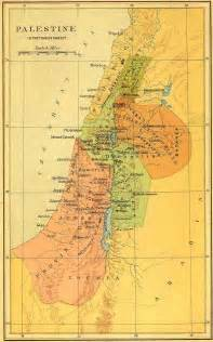 map of palestine palestine maps mapsof net