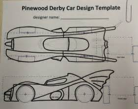 Pinewood Derby Car Designs Templates by How To Build An Awesome Batmobile Pinewood Derby Car