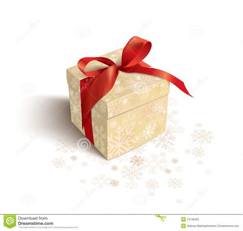 christmas gift royalty free stock photo image 12139455