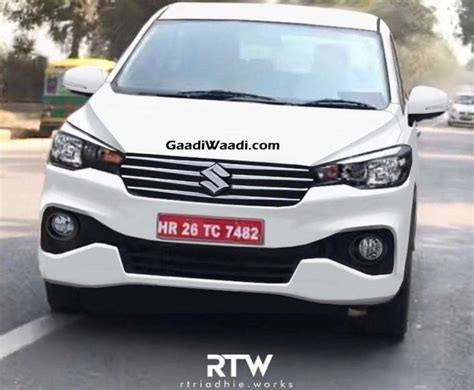 maruti ertiga new model 2018 maruti suzuki ertiga mpv india launch price specs