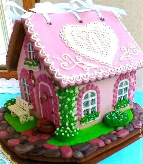 buy gingerbread house online gingerbread house wedding gingerbread box shop online on livemaster with shipping