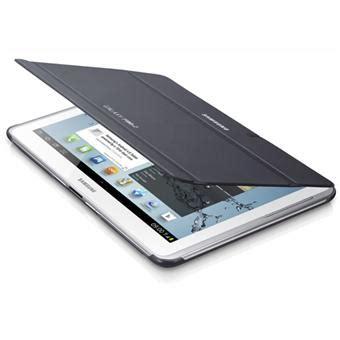 samsung coque rabat support pour galaxy tab 2 10 1 quot grise housses et coques pour tablette