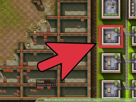 Prison Architect Kitchen by How To Build A Profitable Low Danger Riot Free Prison In