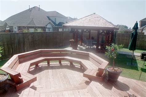 decks custom patio designs forney tx