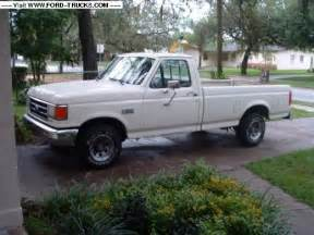 1989 Ford Truck 1989 Ford F150 4x4 My Truck