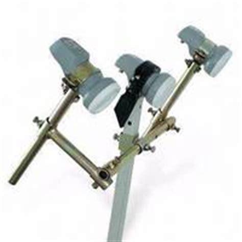 Braket Ku Band Fiber Tebal multifeed lnb holder bracket from dishstone china