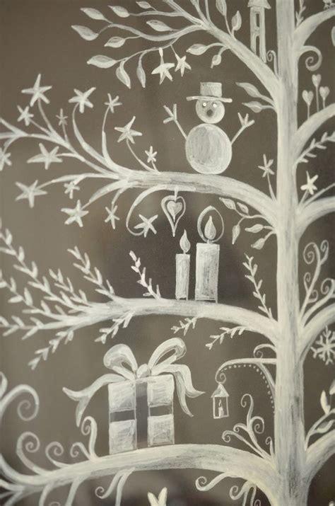 Fensterbilder Weihnachten Für Große Fenster by Die Besten 25 Fensterdeko Weihnachten Ideen Auf
