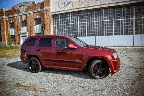 jeep srt 2007 2007 jeep grand srt clone rock