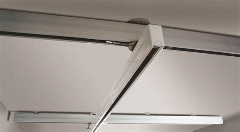 Ceiling Mounted Curtain Track System Affordable Modern Ceiling Mounted Track System