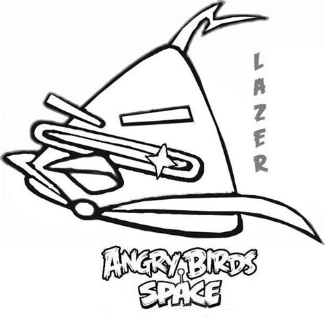 angry birds ice bird coloring pages free coloring pages of lazer bird angry birds