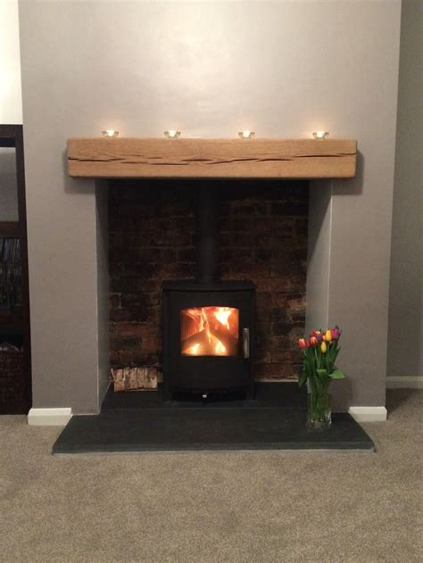 Wood Burning Stove Without Fireplace by The 25 Best Ideas About Slate Hearth On Wood