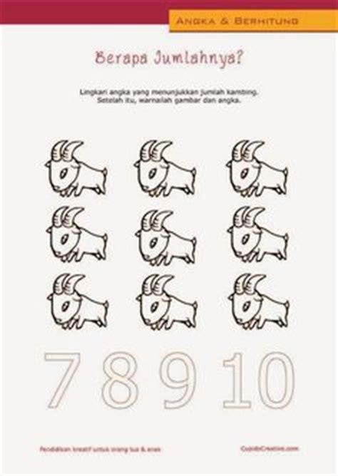 Dasar Dasar Berhitung 1 20 belajar hitung angka 1 10 lembar latihan matematika untuk