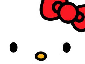Hello kitty wallpaper white wallpaper high definition high quality