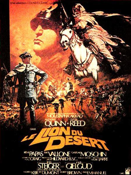 Film Lion Du Desert | le lion du d 233 sert film 1981 blog notes