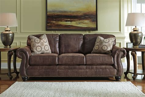 ashley furniture leather sofa set breville stationary sofa from ashley 8000338