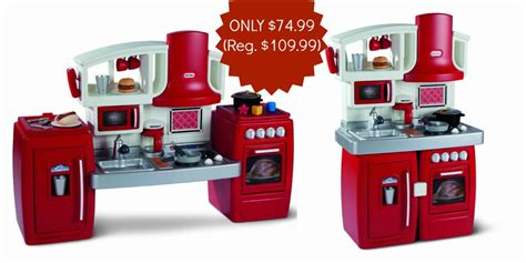 little tikes cook n grow kitchen only 74 99 reg 109 99