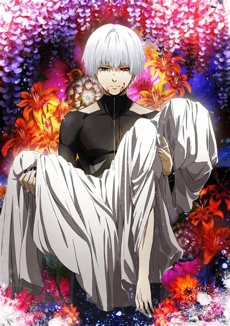 tokyo ghoul root  anime daily anime art