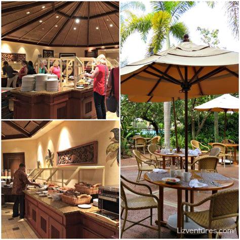 Islands Dining Room At Loews Royal Pacific Resort Orlando Archives Eat Move Make