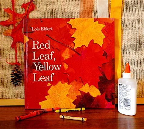 red leaf yellow leaf red leaf yellow leaf off the shelf
