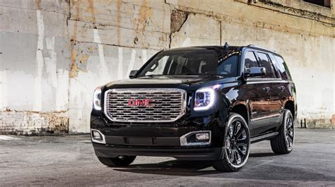 When Will 2020 Gmc Yukon Come Out by 2020 Gmc Yukon Redesign Interior Release Date Concept