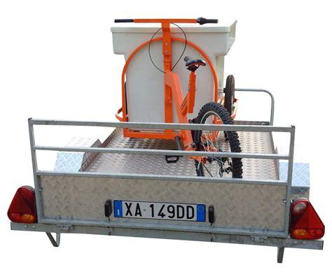 rimorchio porta auto rimorchio porta triciclo per auto per spostare i tricicli