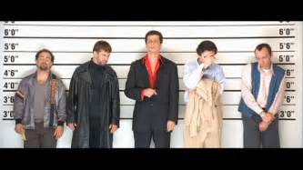 The lineup of usual suspects rounded up at the beginning of quot the