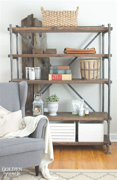 best 25 free standing shelves ideas on