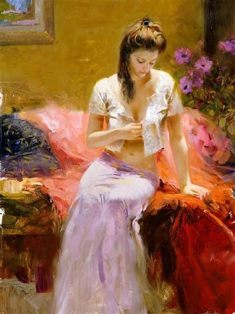 Home Design Lover Website by Sensual Painting By Pino Daeni