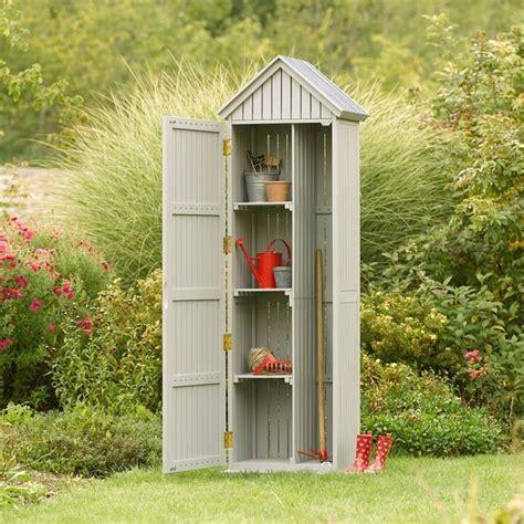 armadietti per esterno in resina armadi da giardino in resina armadi giardino armadi in