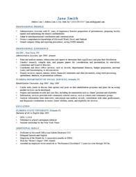 Best Resume Profile Examples by Free Downloadable Resume Templates Resume Genius