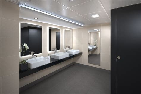commercial bathroom ideas commercial bathroom lights