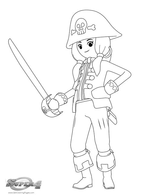 playmobil coloring pages  getcoloringscom