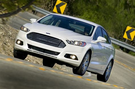 2013 Ford Fusion Recall by 2013 Ford Fusion Recalled For Headl Flaw