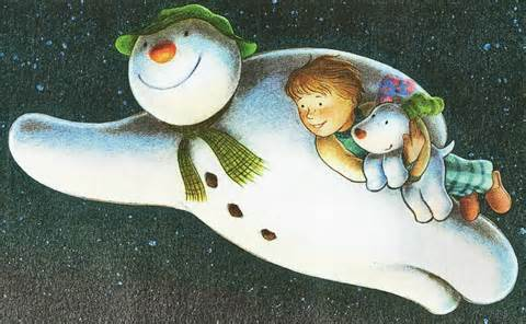 the snowman and the snowdog tv the atkinsonthe atkinson