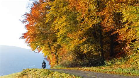 Motorradfahren Unsicher by Sicher Motorrad Fahren Im Herbst Tourenfahrer
